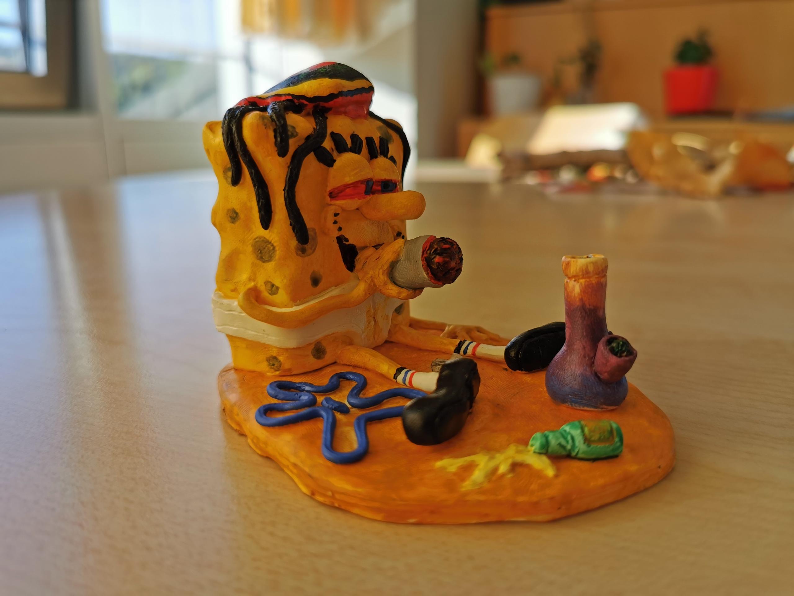 Figur Spongebob